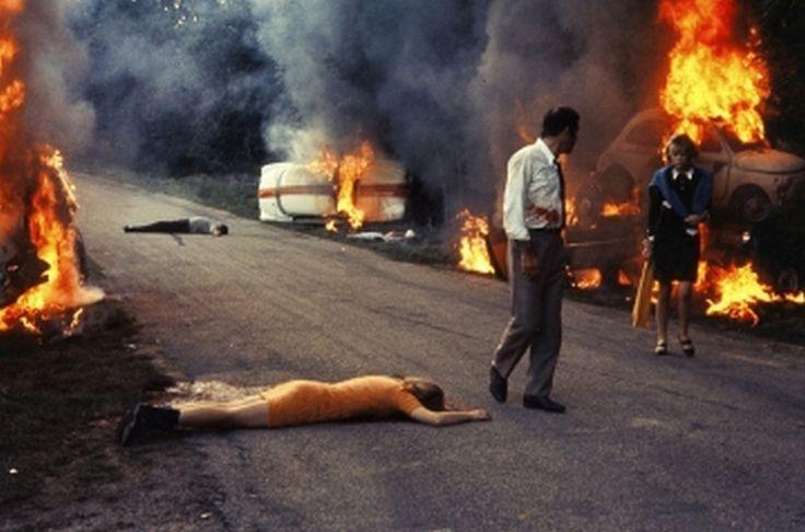 Weekend - Jean Luc Godard (1967)